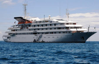 Silversea Cruises is heading to the Galapagos Islands in 2013!